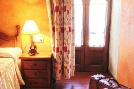 <h5>Saal</h5><p>Detail von einem unserer Zimmer</p>