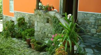 <h5>Terrasse</h5><p>Ein weiteres Foto von der Patio Hotel Peñalba</p>