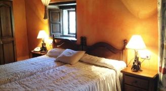 <h5>Saal</h5><p>Detail von einem unserer Zimmer im Hotel Peñalaba, Asturias.</p>