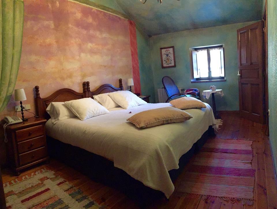 Room Hotel Peñalba